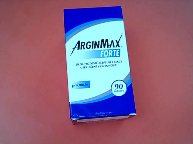 arginmax složení